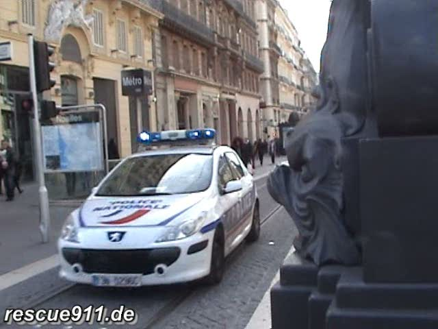 Gendarmerie + Police Nationale Marseille (stream)