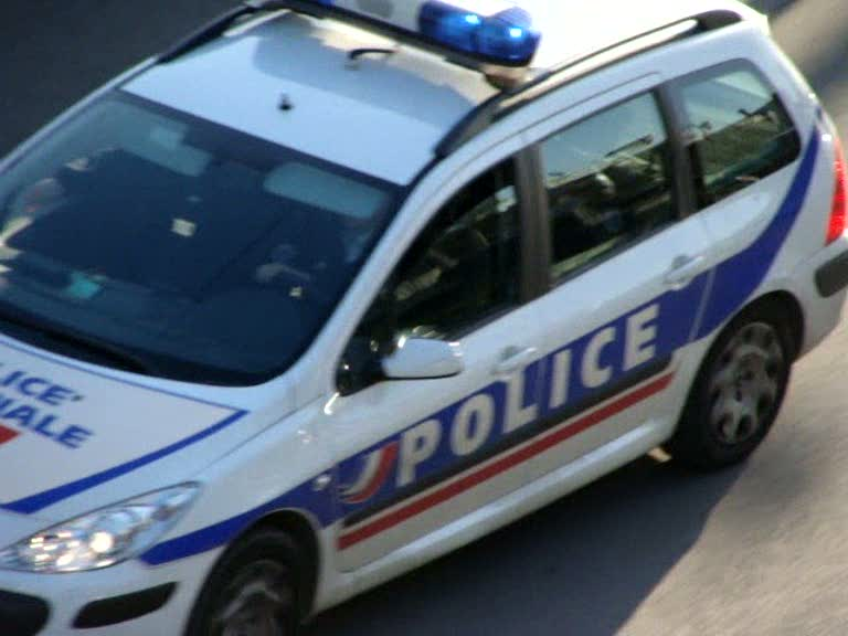 Police Nationale Marseille