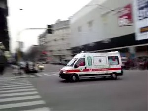 LQ - Ambulanza Milano