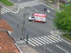 AMBULANCE - SAMU SP