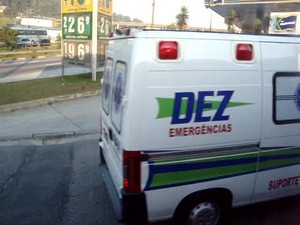 Ambulance DEZ