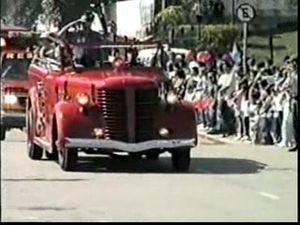 Day of the Fireman Parade