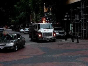 Rescue 2 in Gastown