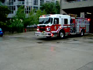 Engine 7 Vancouver Fire and Rescue