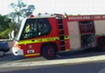 LQ - Pumper  Queensland Fire and Rescue Service Brisbane