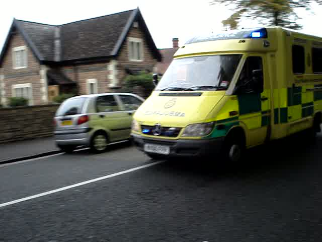 Ambulance GWAS