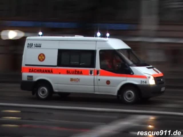 Ambulance ASCR (stream)