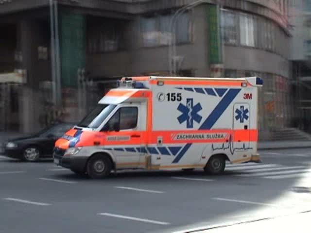 Ambulance Transhospital (stream)