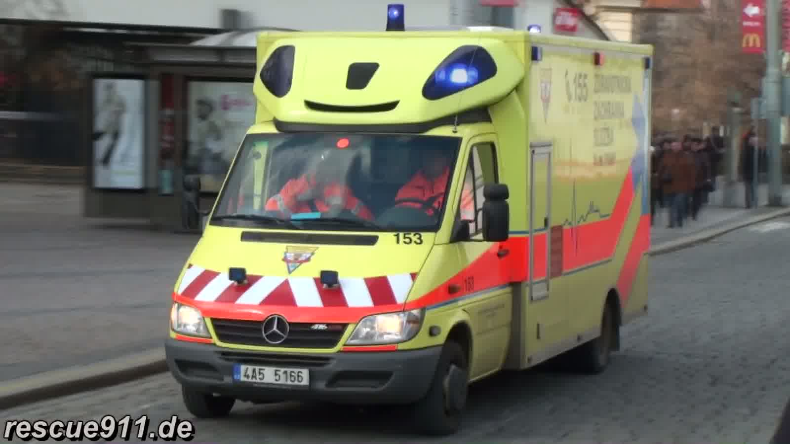 Prague Emergency Services (collection) (collection) (stream)