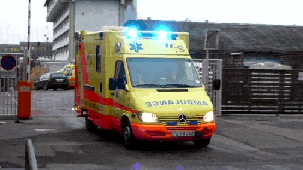 Bed Ambulance a79