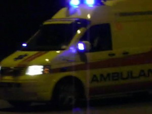 Ambulance a17 in Copenhagen