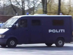 Special police vehicle