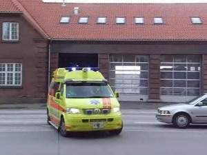 Ambulance a3 from st tomsgården