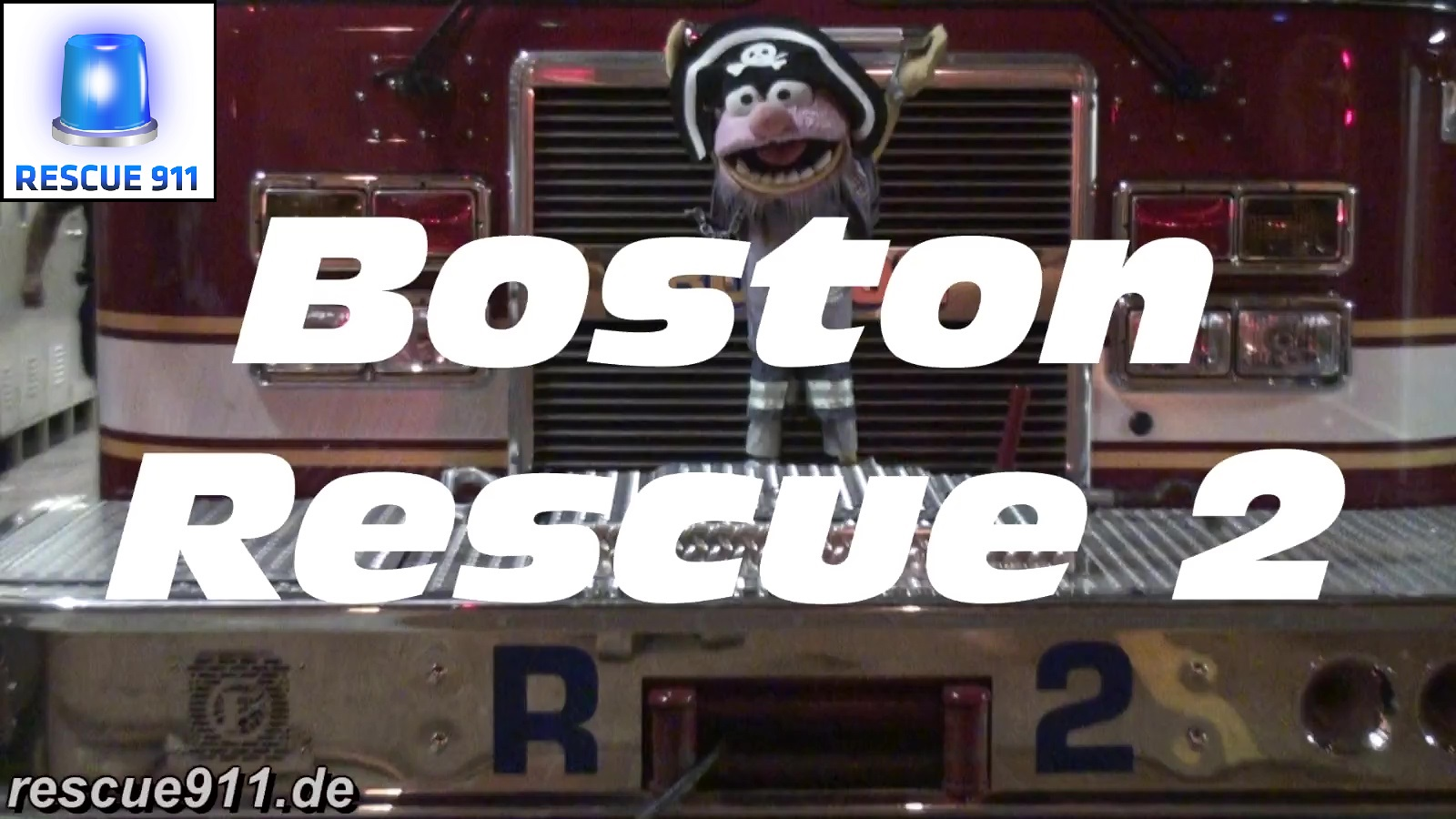 INSIDE - Rescue 2 Boston Fire Department (stream)