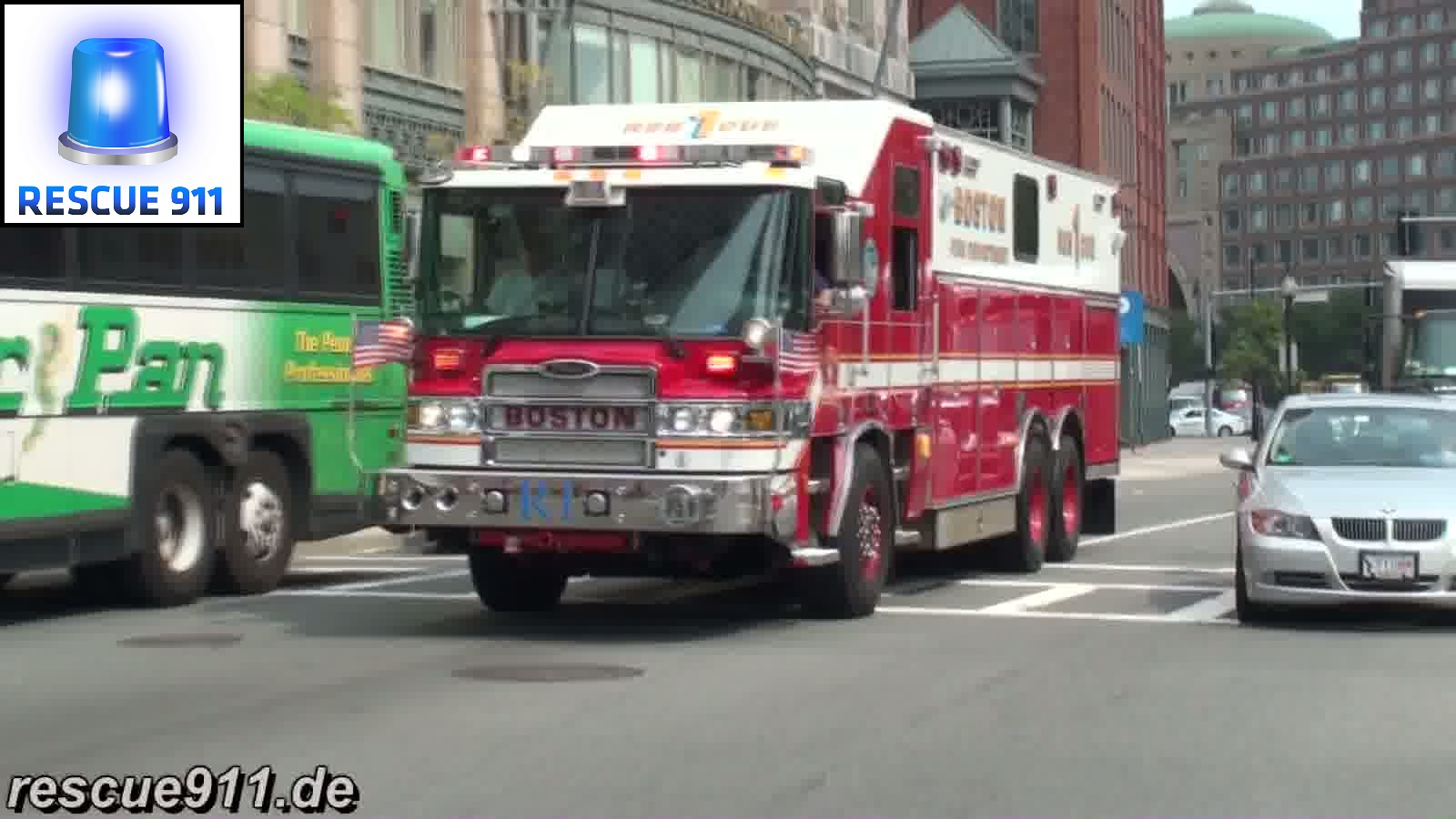 Rescue 1 Boston Fire Department (collection) (stream)