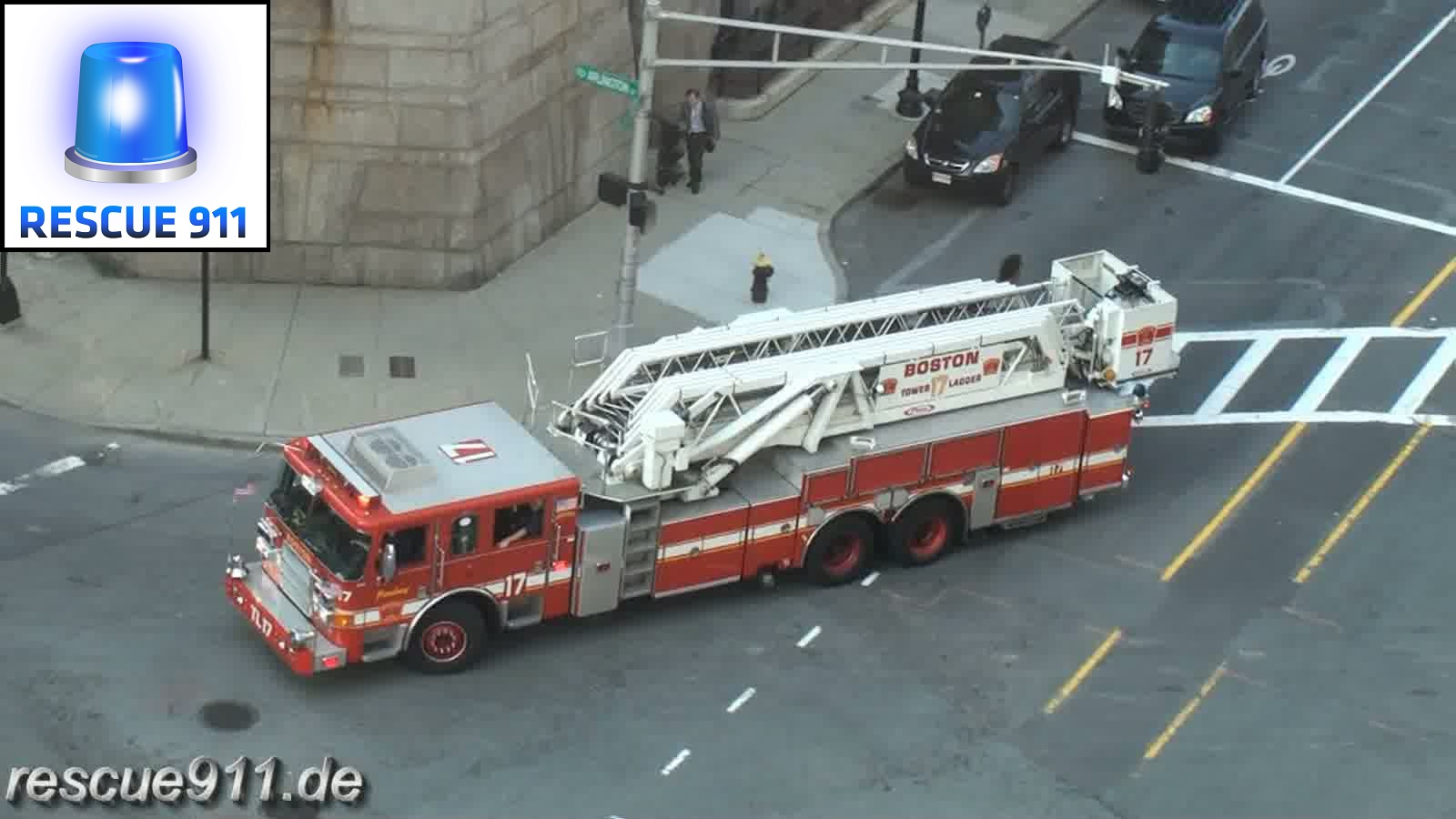 Engine 7 + Tower Ladder 17 Boston Fire Department (collection) (stream)