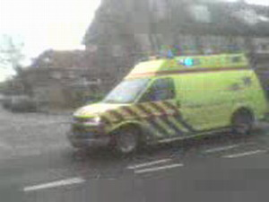 Ambulance GGD Breda