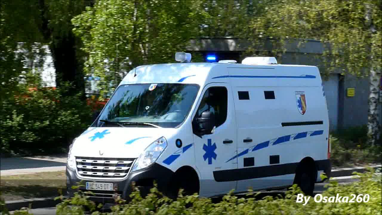 ASSU Ambulances Saint-Christophe