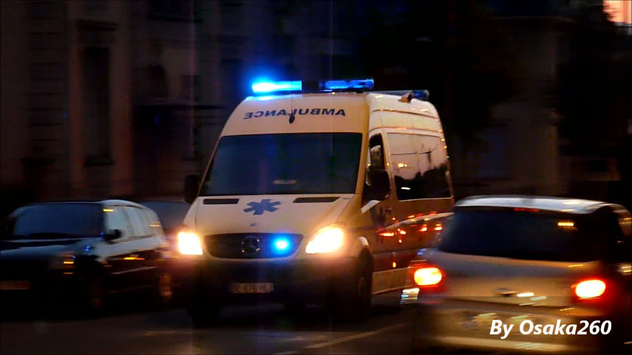 ASSU Ambulance  Mulhouse