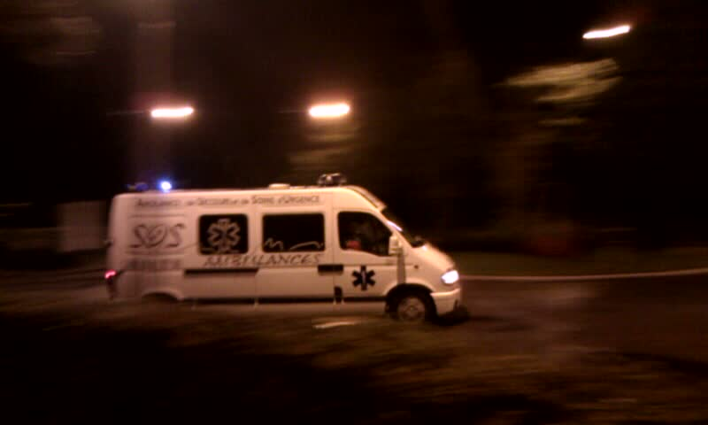 ASSU SOS Ambulance