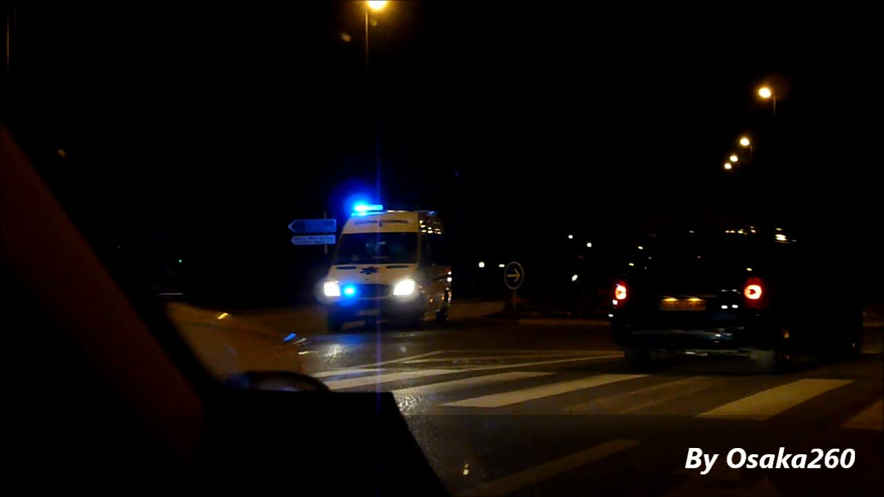 ASSU Ambulances Boos Mulhouse