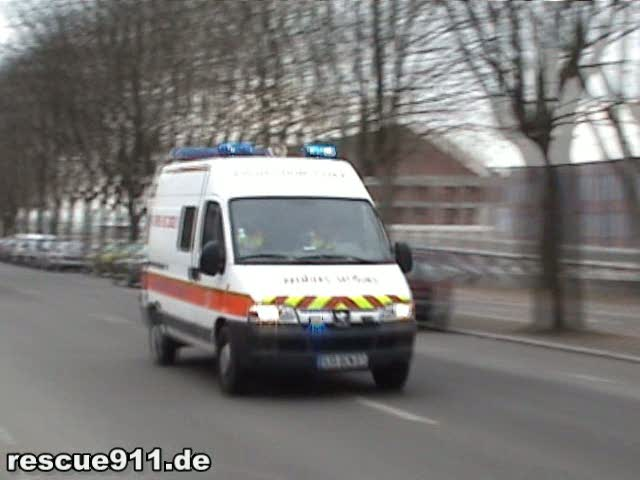 VPSP Protection Civile Strasbourg (stream)