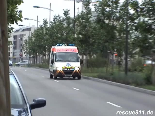 ASSU Ambulances de l'Orangerie (stream)