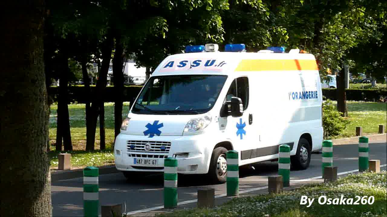 ASSU Ambulances de l'Orangerie